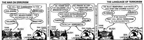 A Language of Terrorism,9-16-07