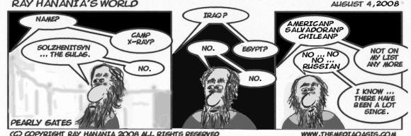 Alexander Solzhenitsyn, A legacy of Gulags follows