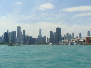 Travel: Vacation in Chicago; Targeted, managed, and why not?