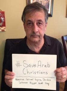 #SaveArabChristians #SaveMidEastChristians