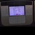 Charter Fitness Treadmill data